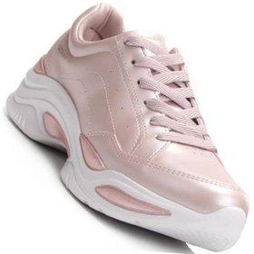 4b5a18b311 (3). Tênis Azaleia Chunky Sneaker Feminino