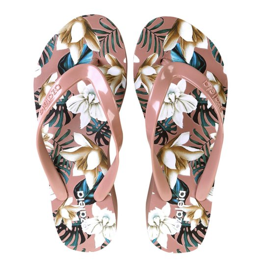 e643e1582c Chinelo Azaleia Floral Feminino - Compre Agora