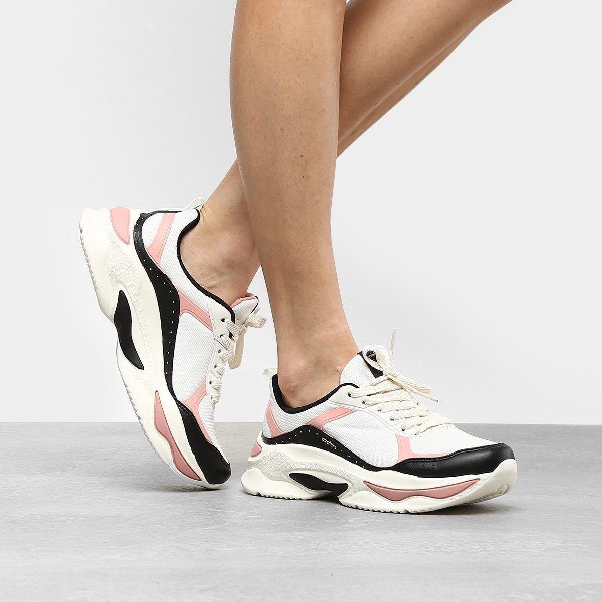 0db5b7dd332 Tênis Azaleia Chunky Sneaker Feminino - Compre Agora